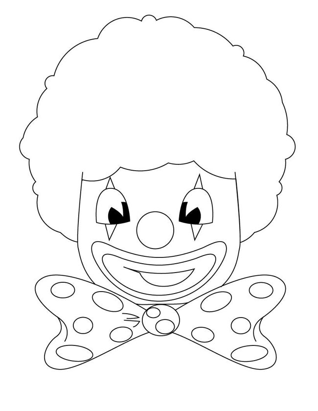 zografiki-klown -paidika