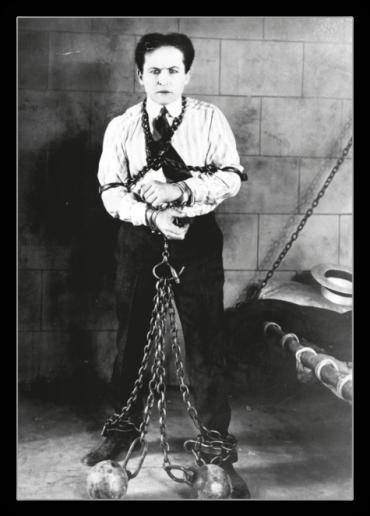 Χουντίνι Χάρι: Ο θρυλικός Μάγος – Ταχυδακτυλουργός